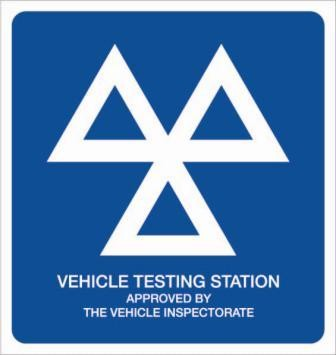 J Millin are an approved vehicle testing station